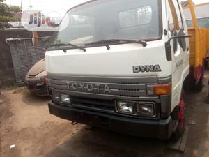 Toyota Dyna 150 6tyres Normal Hand | Trucks & Trailers for sale in Lagos State, Apapa