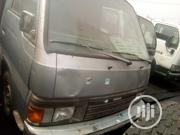 Tokunbo Nissan Urvan 2002 Model For Sale | Buses & Microbuses for sale in Lagos State, Mushin