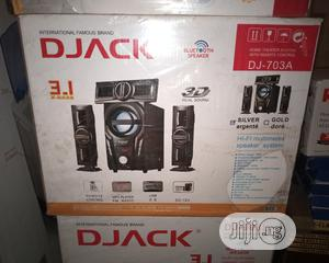 Djack Home Theater   Audio & Music Equipment for sale in Oyo State, Ibadan