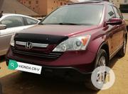 Honda CR-V 2008 Red | Cars for sale in Abuja (FCT) State, Nyanya