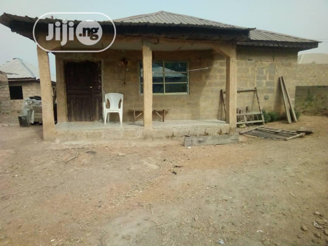 3 Bedroom Bungalow At Ojo Ibadan