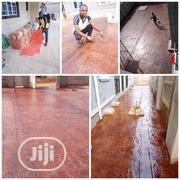 Professional Concrete Stamping Floor | Cleaning Services for sale in Lagos State