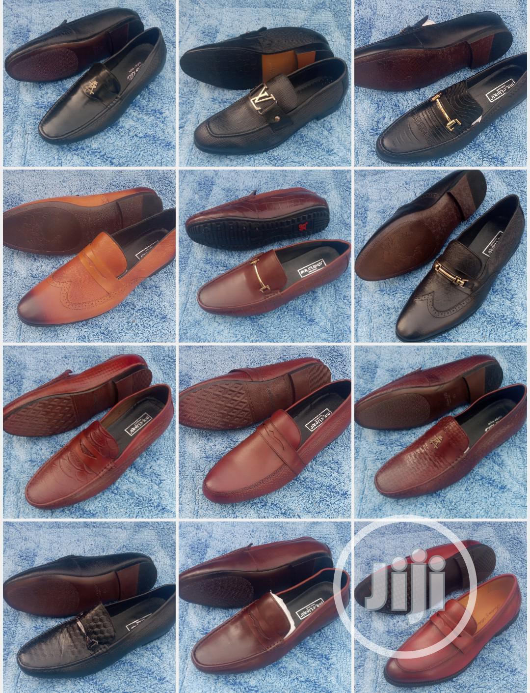 Archive: Men's Stylish Design Shoes
