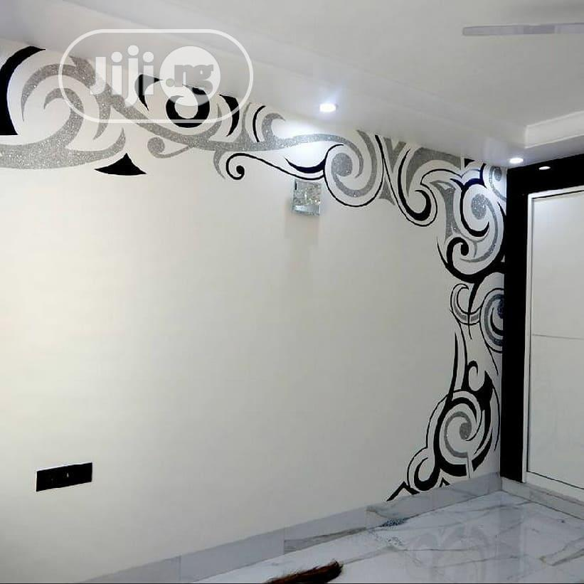 Wall Mural Art | Building & Trades Services for sale in Magodo, Lagos State, Nigeria
