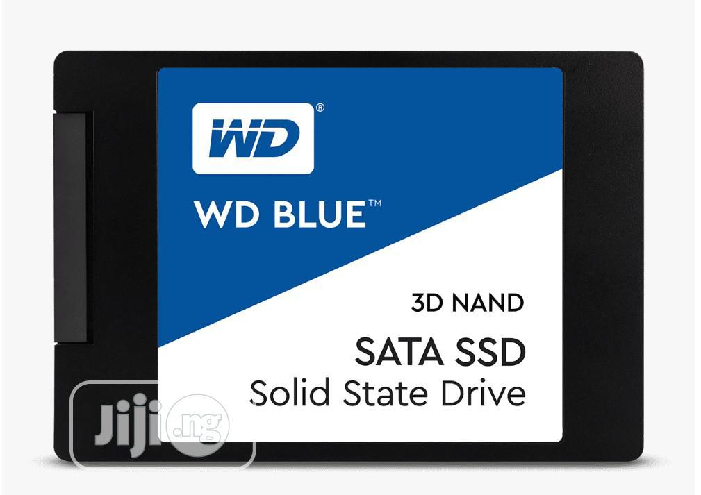 Archive: WD Blue 1tb Sata Ssd 3D Nand