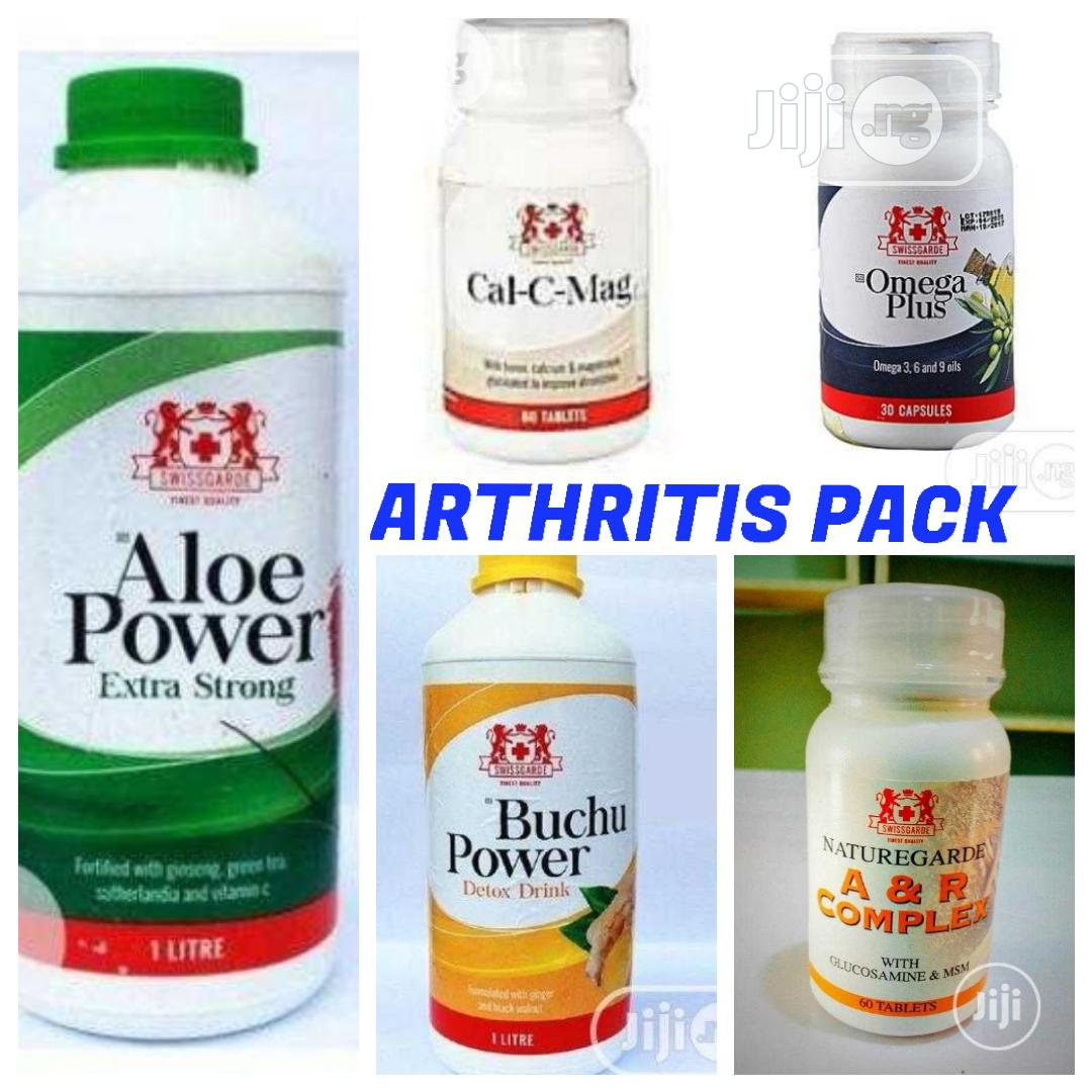 Swissgarde Arthritis Natural Remedy Free Delivery