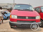 Volkswagen T4 2004 Red (Petrol , Long Frame) | Buses & Microbuses for sale in Lagos State, Apapa