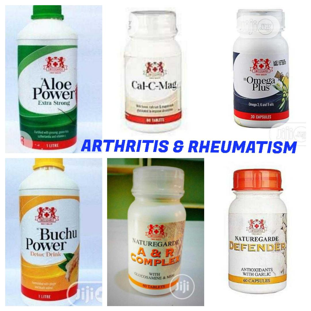 Swissgarde Arthritis N Rheumatism Remedy Free Delivery