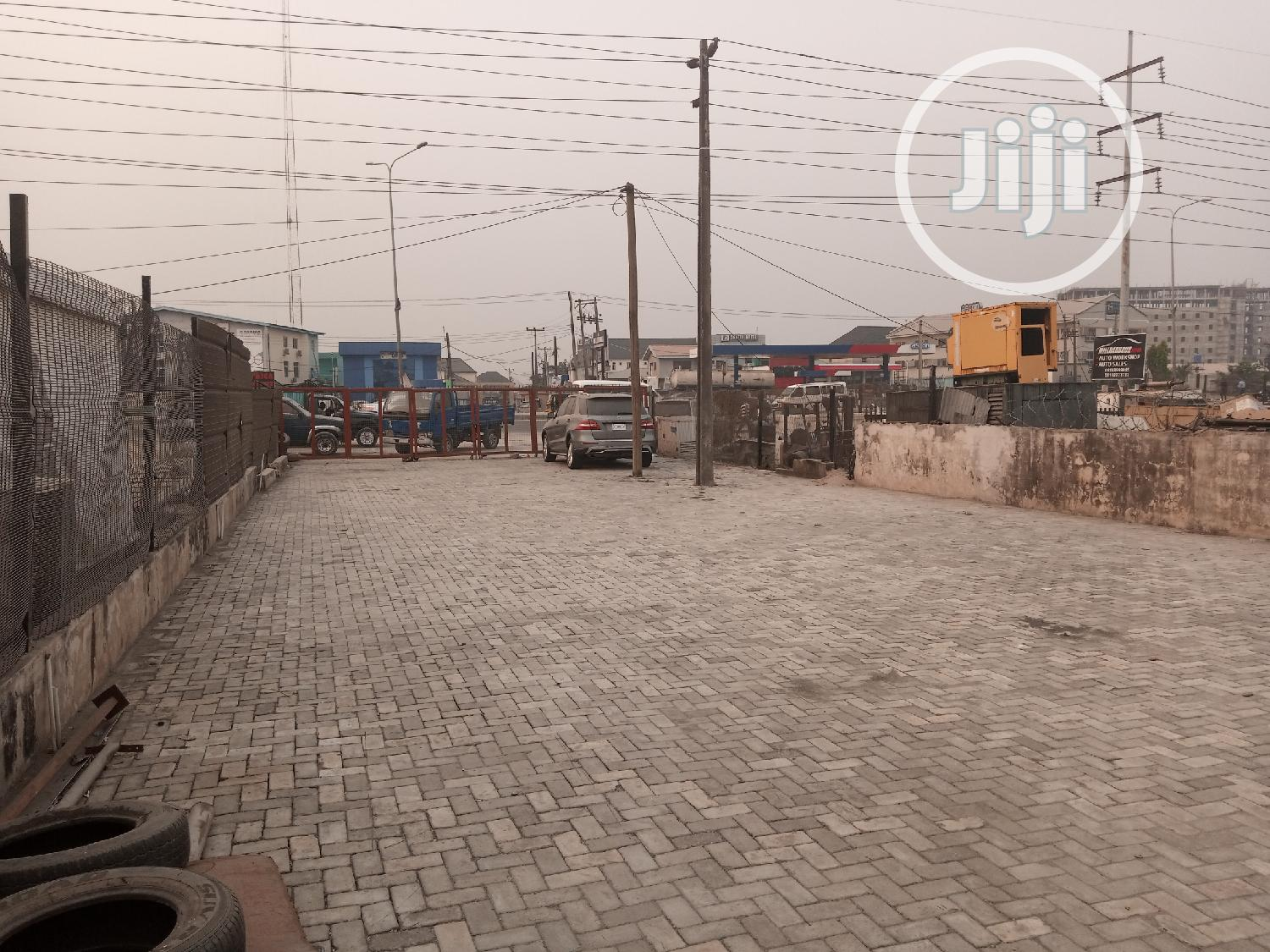 Archive: Plot of Dry Land At IKota Villa Lekki Phase 2 For Lease.