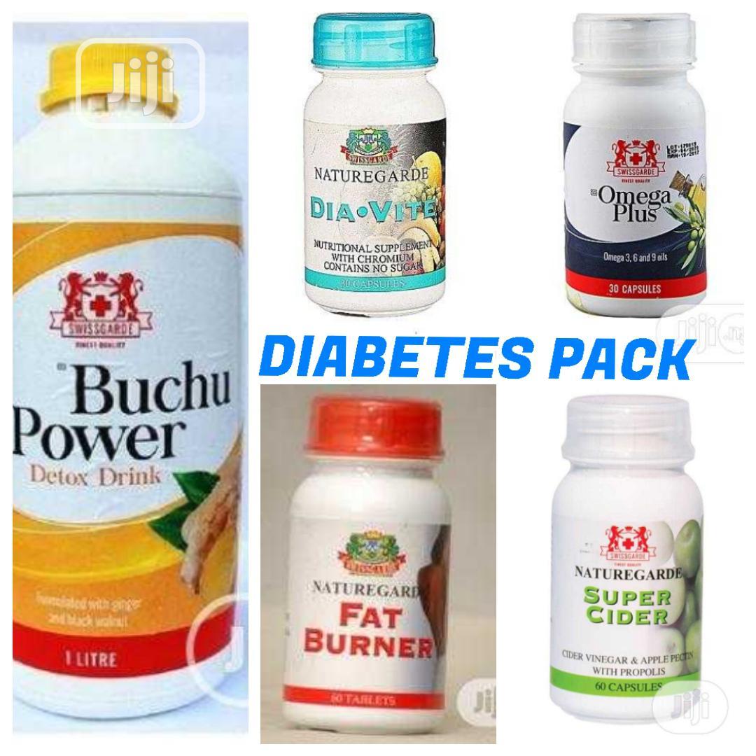 Swissgarde Diabetes Natural Remedy Diabetic Low Insulin Free Delivery