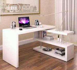 A Brand New White Office Table | Furniture for sale in Lagos State, Oshodi