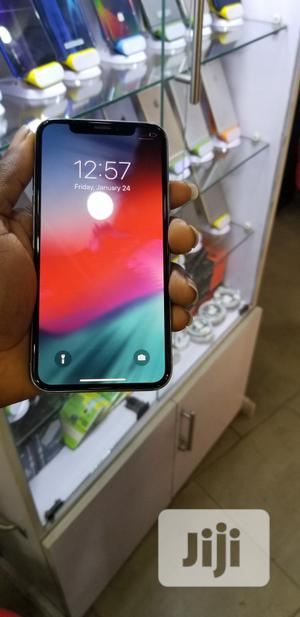 Apple iPhone X 256 GB Silver   Mobile Phones for sale in Anambra State, Awka
