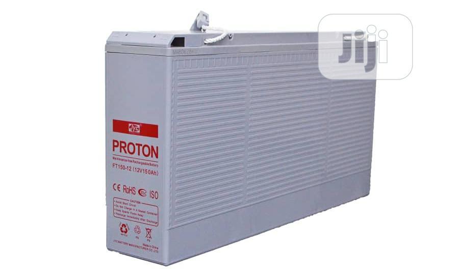 500ahs 2v Proton Battery