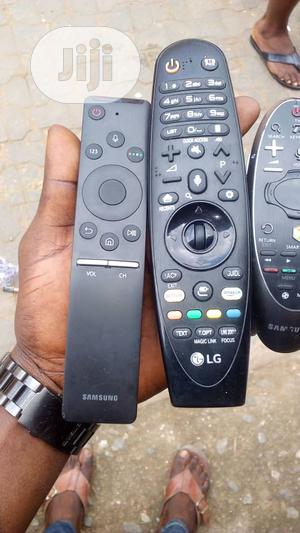 Samsung And LG Original Magic Remote For Your Smart Tvs | Accessories & Supplies for Electronics for sale in Lagos State, Ojo