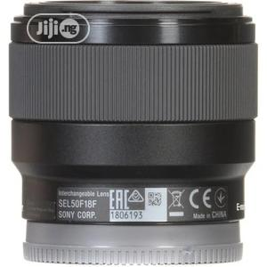 SONY Fe 50mm F1.8 Lens   Accessories & Supplies for Electronics for sale in Lagos State, Lagos Island (Eko)