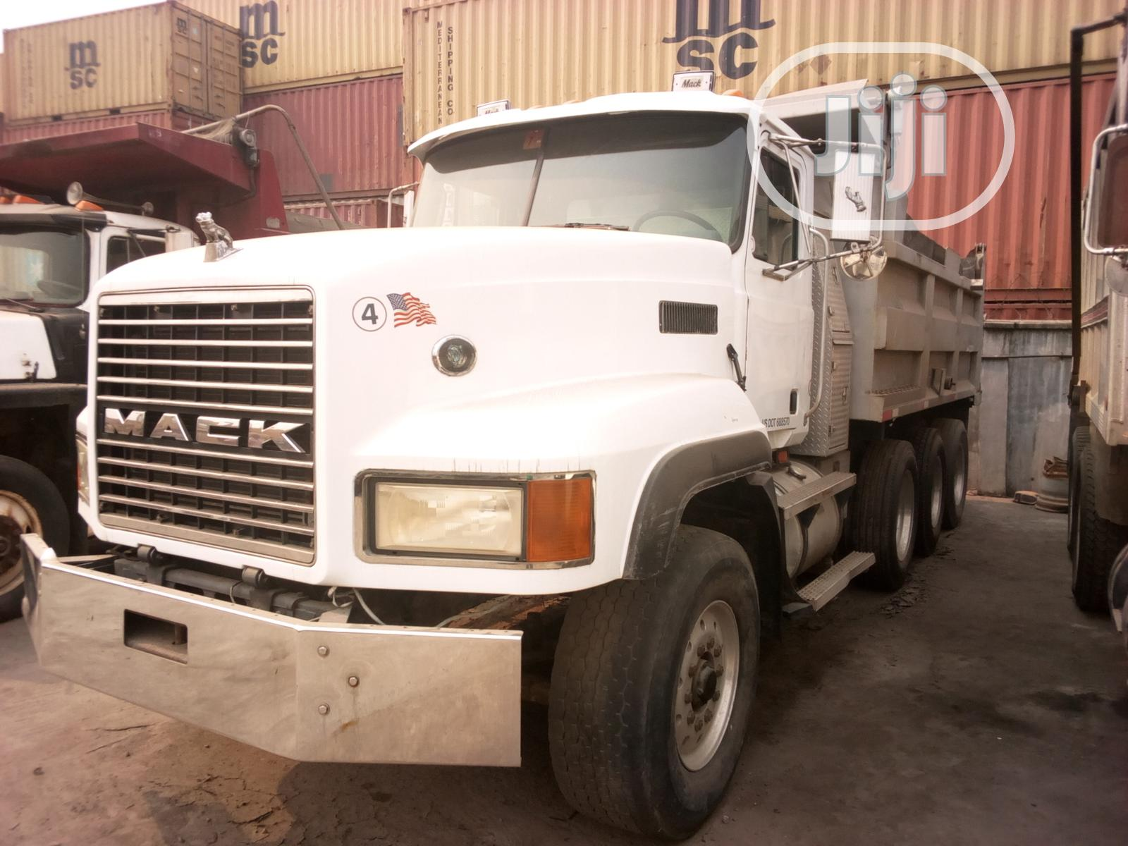Mack Ch Dumper 25 Tons 14 Tyres | Heavy Equipment for sale in Apapa, Lagos State, Nigeria