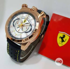 Ferrari Designer Time Piece   Watches for sale in Lagos State, Magodo