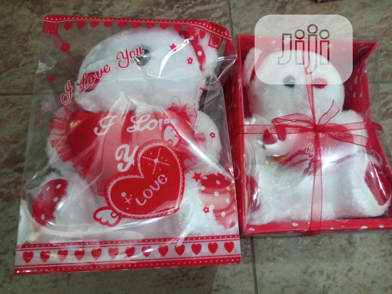 Valentine Teddy Bears   Toys for sale in Ikeja, Lagos State, Nigeria