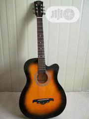 Medium Acoustic Boss Guitar | Musical Instruments & Gear for sale in Lagos State, Ojo