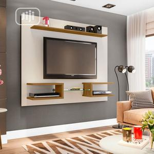 Panel Wall TV Stand   Furniture for sale in Lagos State, Lekki