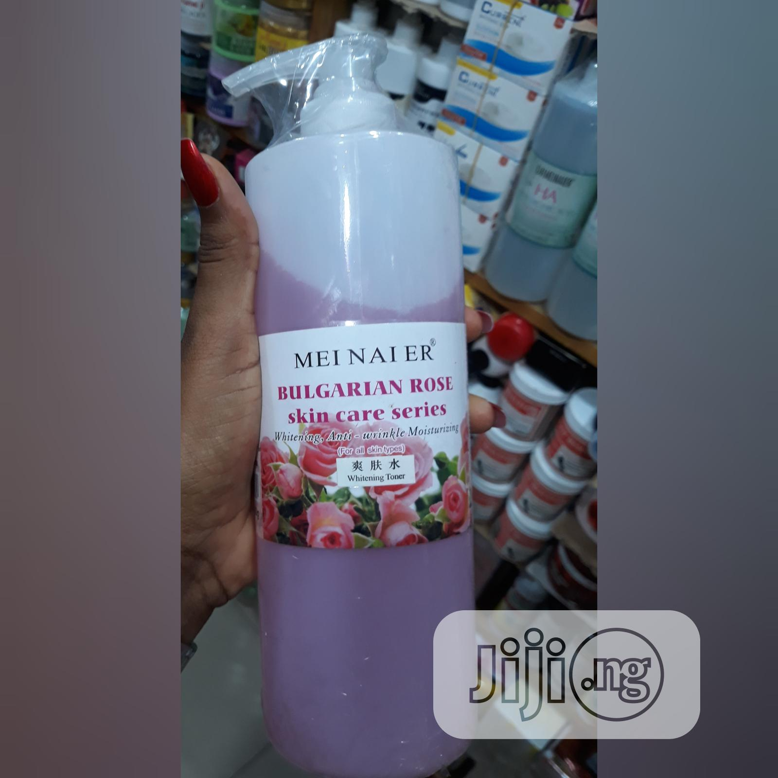 Mei Naier Bulgarin Rose Water