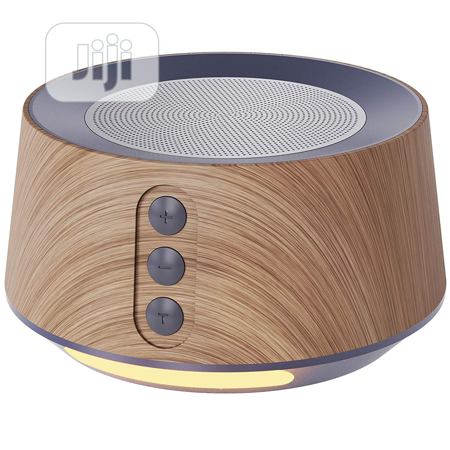 USA White Noise Machine For Baby Sleep & Relaxation, Letsfit Sound