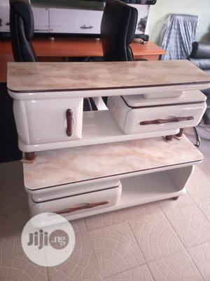 Set of Center Tabe With Tv Stand   Furniture for sale in Lagos State, Lekki