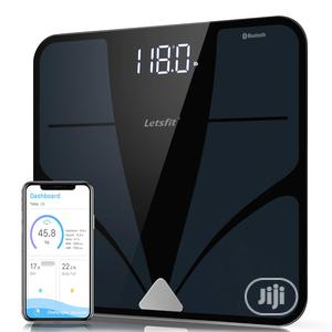 USA Letsfit Bluetooth Body Fat Scale, Smart Wireless Digital Bathroom   Home Appliances for sale in Lagos State, Alimosho