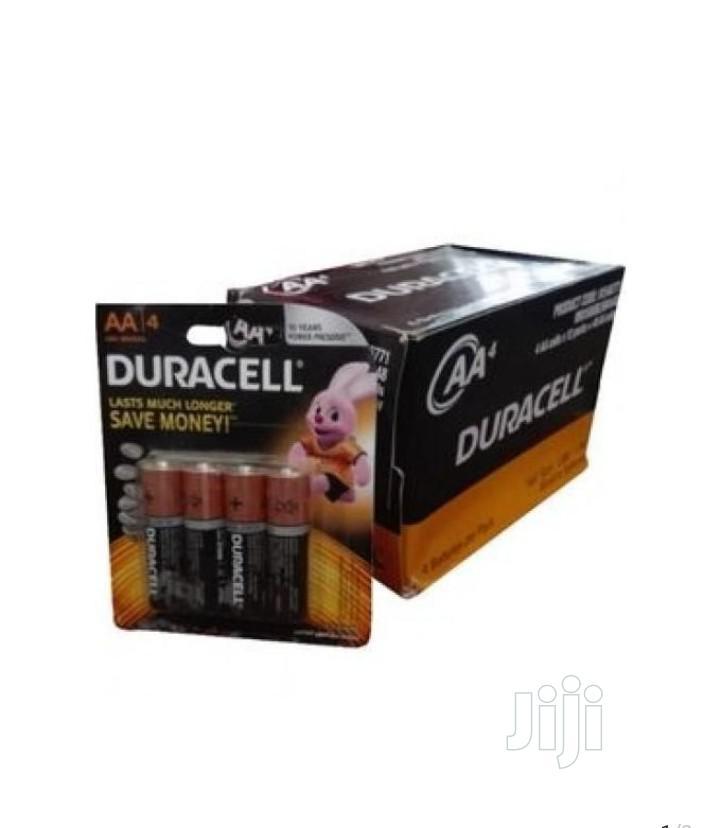 Duracell DURACELL Alkaline AA 1.5V Battery