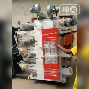 4 Colour Flexo Nylon Printing Machine | Manufacturing Equipment for sale in Lagos State, Ojo