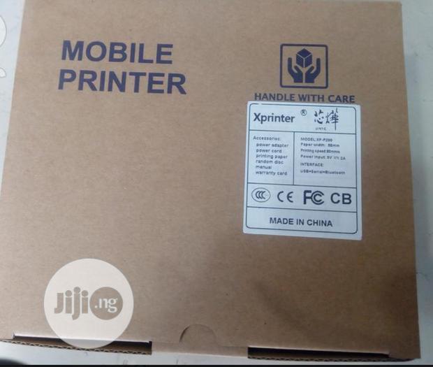 Mobile Printer Bluetooth