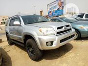 Toyota 4-Runner 2006 Limited 4x4 V6 Silver | Cars for sale in Abuja (FCT) State, Nyanya