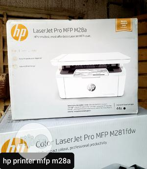 Hp Laserjet Pro Mfp M28a Printer | Printers & Scanners for sale in Lagos State, Ikeja