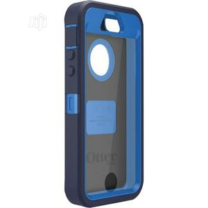 Otterbox Defender Case for iPhone 5/5s - Blue 77-24280 | Accessories for Mobile Phones & Tablets for sale in Lagos State, Agboyi/Ketu