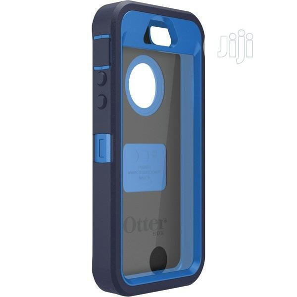 Otterbox Defender Case for iPhone 5/5s - Blue 77-24280