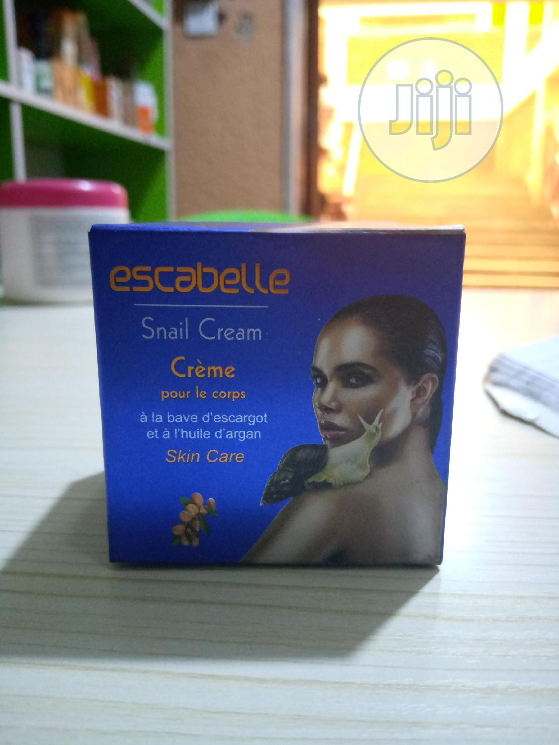 Archive: Escabelle Snail Face Cream