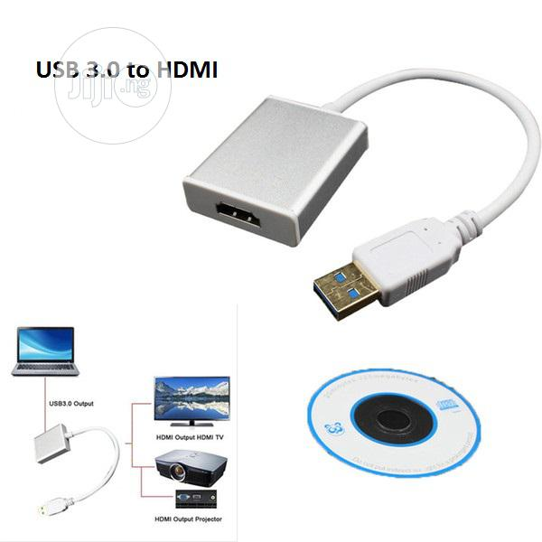 USB 3.0 to HDMI Adapter   Computer Accessories  for sale in Ikeja, Lagos State, Nigeria