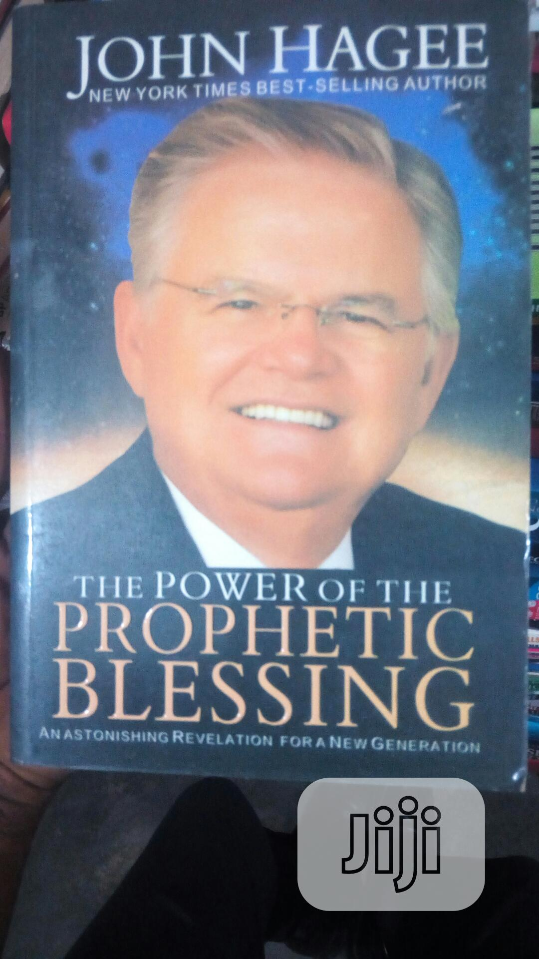 Prophetic Blessing