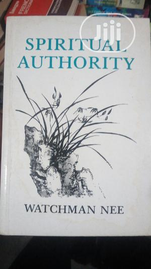 Supernatural Authority ,By Watchman Lee   Books & Games for sale in Lagos State, Yaba