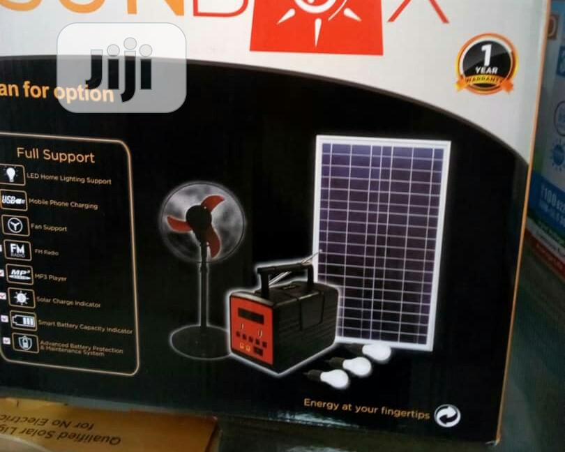 Solar DC And AC Fan | Solar Energy for sale in Oshimili South, Delta State, Nigeria