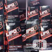 Lipo 6 Black Fat Burner Pills | Vitamins & Supplements for sale in Lagos State, Lekki Phase 1