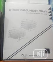 3 Tier Document Tray | Stationery for sale in Lagos State, Lagos Island