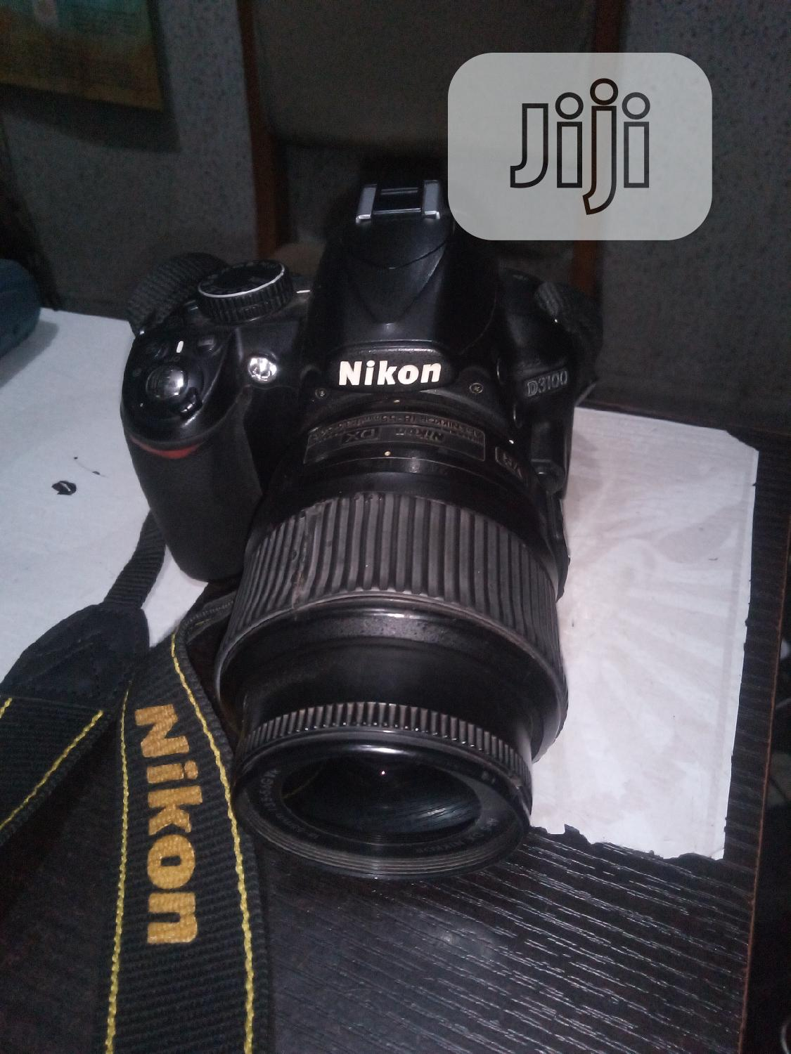 Nikon D3100 With Video Recorder With Good Quality | Accessories & Supplies for Electronics for sale in Ikeja, Lagos State, Nigeria