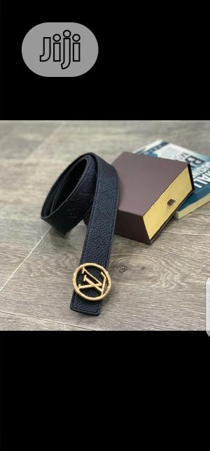 Louis Vuitton Belt Original   Clothing Accessories for sale in Lagos State, Surulere