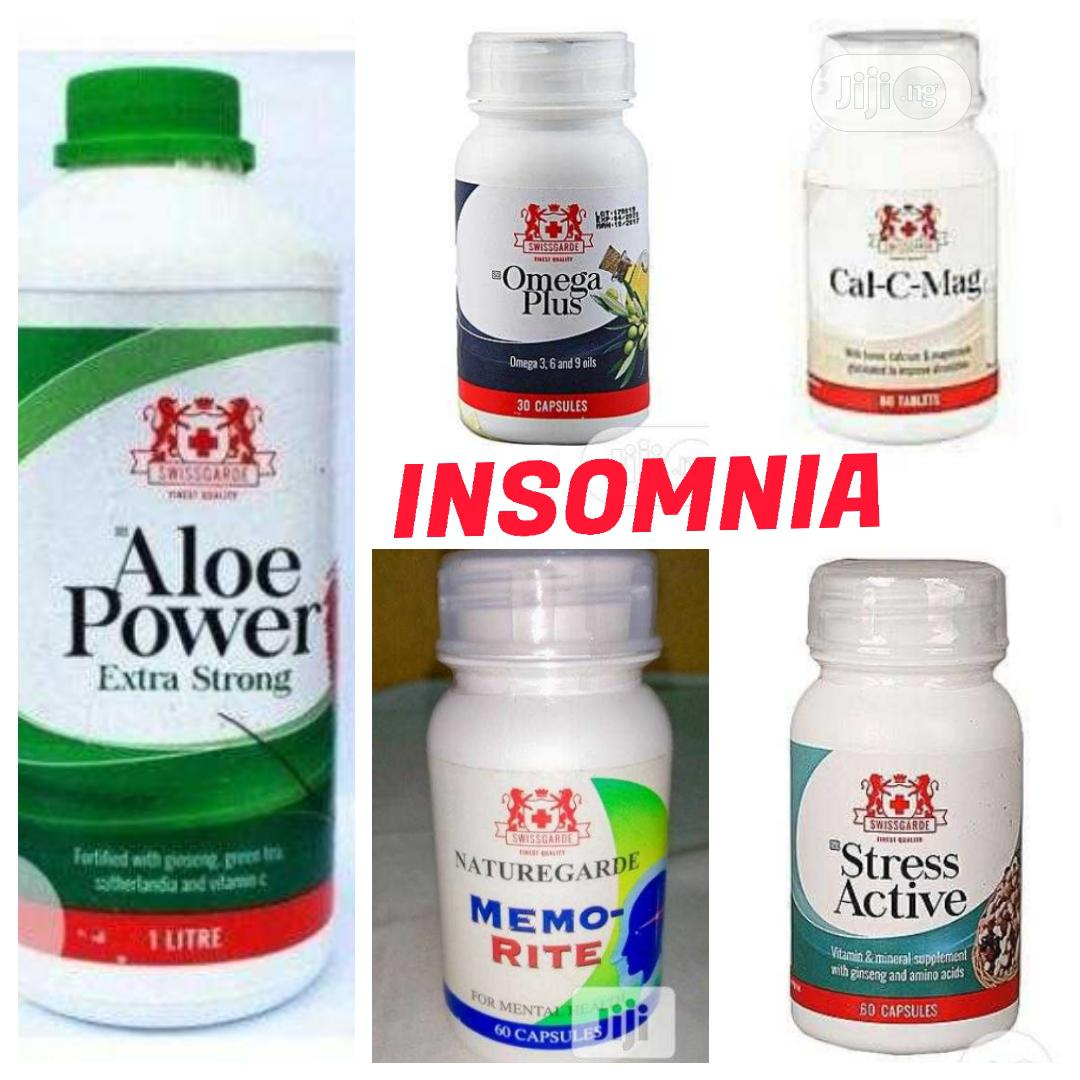 Archive: Swissgarde INSOMNIA Natural Remedy Free Delivery