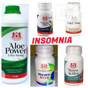 Swissgarde INSOMNIA Natural Remedy Free Delivery | Vitamins & Supplements for sale in Lagos State, Surulere