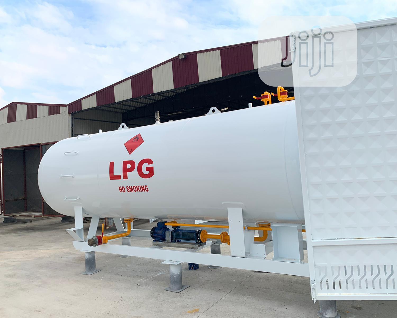 Archive: 5mt LPG Skid Plant