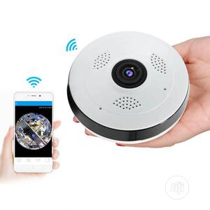 V380 2mp HD 1080P Fisheye Wifi 360° Panoramic IP Camera | Security & Surveillance for sale in Lagos State, Ikeja