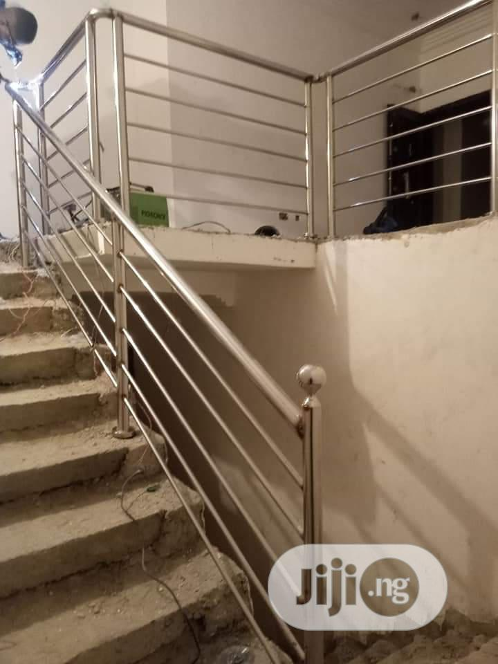 High Quality 304 Stainless Steel Handrails | Building Materials for sale in Lagos State, Nigeria