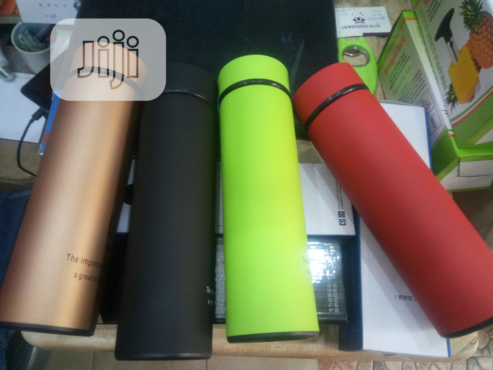 Colourful 500ml Vacuum Steel Flasks/MOQ -20pcs